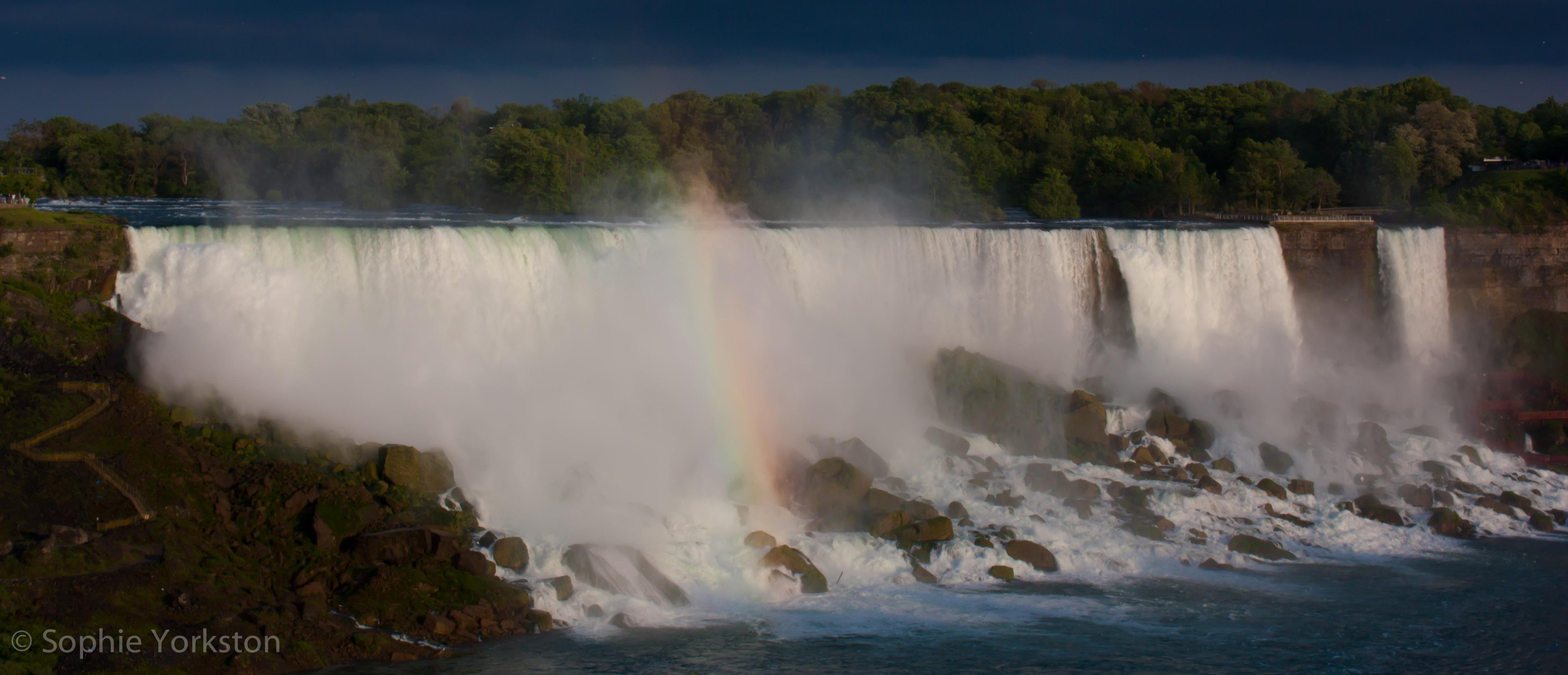 America Falls, Niagara Falls
